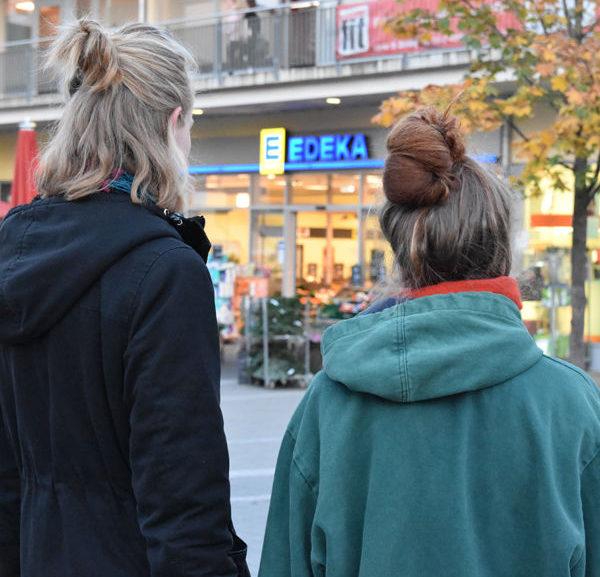 Die beiden Studentinnen aus Olching die im Juni 2018 beim Containern erwischt wurden